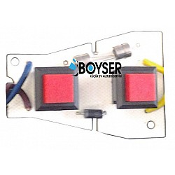 GOLDMASTER GFN 7211 Siena Mutfak Robotu Elektronik Kart PCB